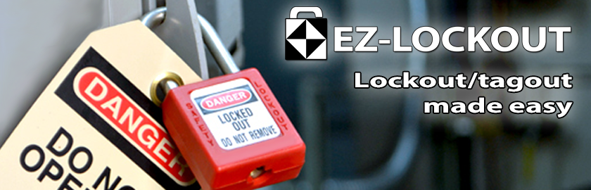 EZ-Lockout - Lockout/tagout made easy